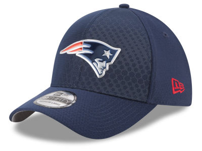 New England Patriots New Era 2017 NFL On Field Color Rush 39THIRTY Cap