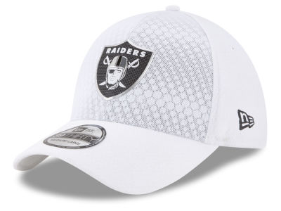 Oakland Raiders New Era 2017 NFL On Field Color Rush 39THIRTY Cap