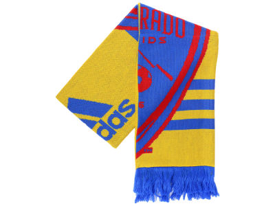 Colorado Rapids adidas MLS Jersey Hook Up Scarf