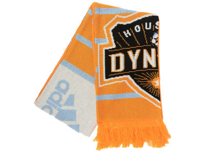 Houston Dynamo adidas MLS Jersey Hook Up Scarf