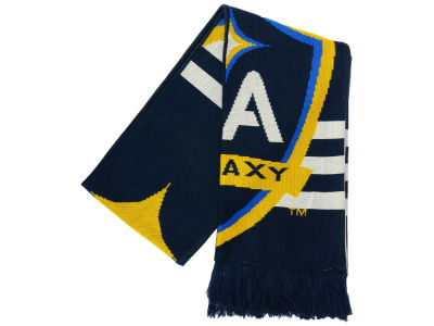 LA Galaxy adidas MLS Jersey Hook Up Scarf
