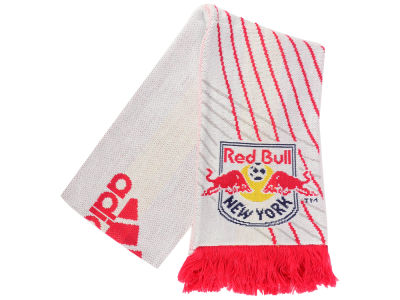 New York Red Bulls adidas MLS Jersey Hook Up Scarf