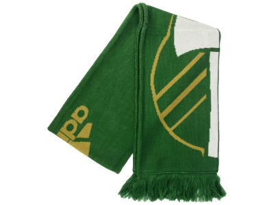 Portland Timbers adidas MLS Jersey Hook Up Scarf