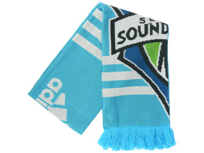 Seattle Sounders FC adidas MLS Jersey Hook Up Scarf