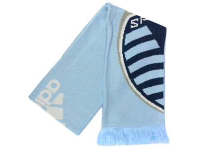 Sporting Kansas City adidas MLS Jersey Hook Up Scarf