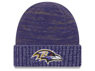 Baltimore Ravens New Era 2017 NFL On Field Color Rush Cuff Knit