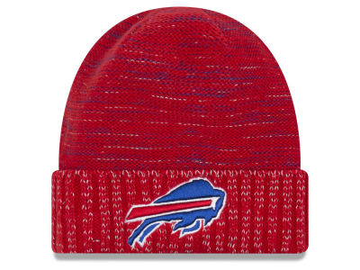 Buffalo Bills New Era 2017 NFL On Field Color Rush Cuff Knit