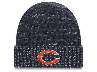 Chicago Bears New Era 2017 NFL On Field Color Rush Cuff Knit