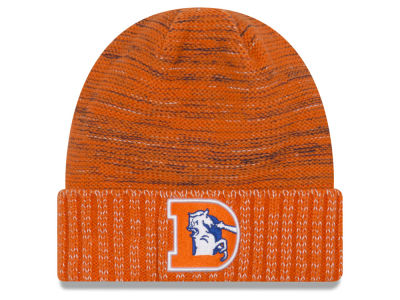 Denver Broncos New Era 2017 NFL On Field Color Rush Cuff Knit