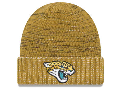 Jacksonville Jaguars New Era 2017 NFL On Field Color Rush Cuff Knit
