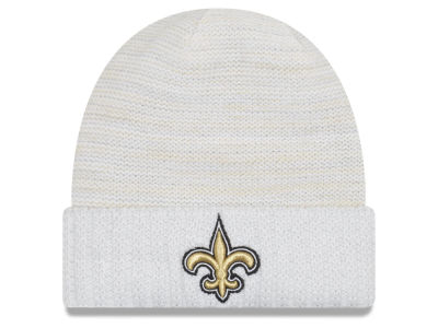 New Orleans Saints New Era 2017 NFL On Field Color Rush Cuff Knit