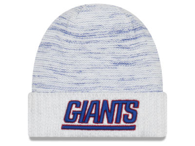 New York Giants New Era 2017 NFL On Field Color Rush Cuff Knit