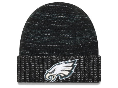Philadelphia Eagles New Era 2017 NFL On Field Color Rush Cuff Knit