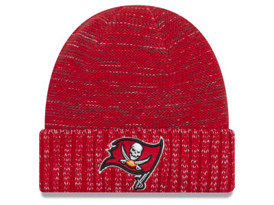 Tampa Bay Buccaneers New Era 2017 NFL On Field Color Rush Cuff Knit