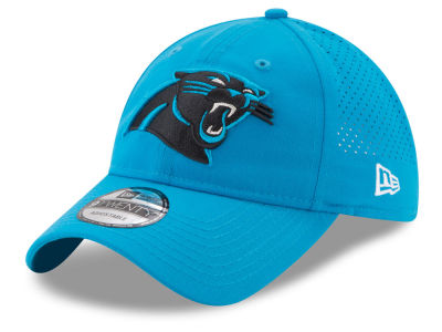 Carolina Panthers New Era 2017 NFL Training 9TWENTY Cap