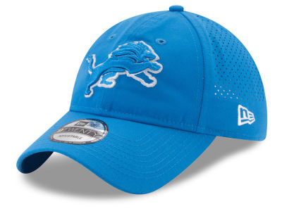 Detroit Lions New Era 2017 NFL Training 9TWENTY Cap
