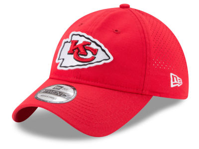 Kansas City Chiefs New Era 2017 NFL Training 9TWENTY Cap