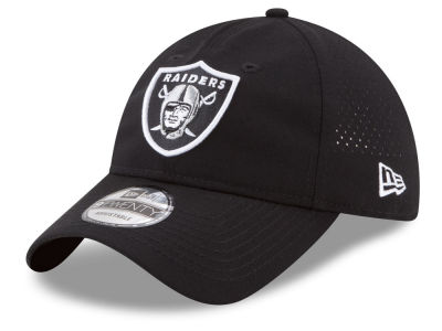 Oakland Raiders New Era 2017 NFL Training 9TWENTY Cap