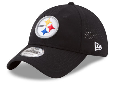 Pittsburgh Steelers New Era 2017 NFL Training Camp 9TWENTY Cap