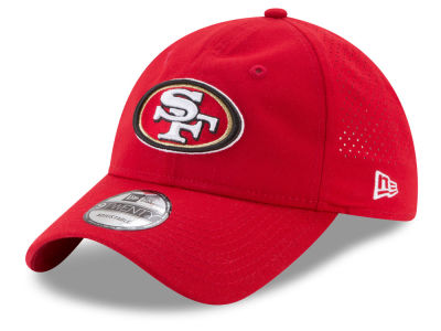 San Francisco 49ers New Era 2017 NFL Training 9TWENTY Cap