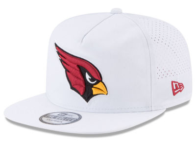 Arizona Cardinals New Era 2017 NFL Training Camp A-Frame Snapback Cap