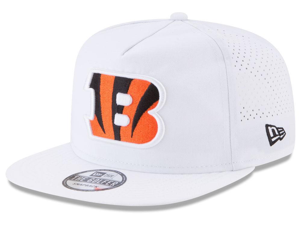 Cincinnati Bengals New Era 2017 NFL Training Camp A-Frame Snapback ...