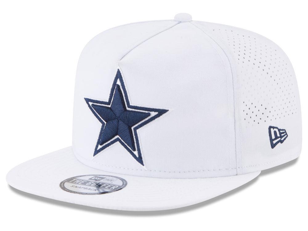 Dallas Cowboys New Era 2017 NFL Training Camp A-Frame Snapback Cap ...