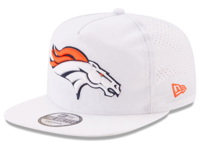 Denver Broncos New Era 2017 NFL Training A-Frame Cap