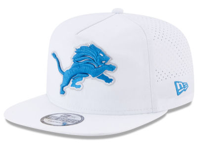 Detroit Lions New Era 2017 NFL Training A-Frame Cap