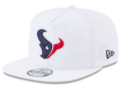 Houston Texans New Era 2017 NFL Training Camp A-Frame Snapback Cap