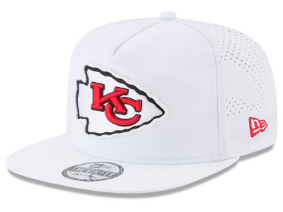 Kansas City Chiefs New Era 2017 NFL Training A-Frame Cap