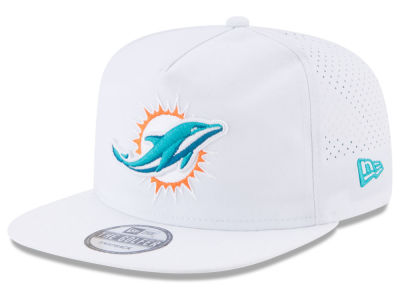 Miami Dolphins New Era 2017 NFL Training A-Frame Cap