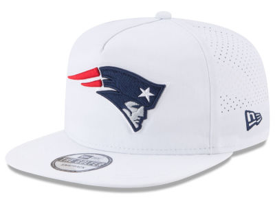 New England Patriots New Era 2017 NFL Training A-Frame Cap