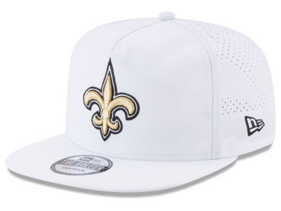 New Orleans Saints New Era 2017 NFL Training Camp A-Frame Snapback Cap