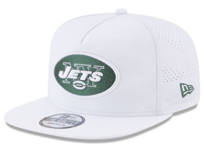 New York Jets New Era 2017 NFL Training Camp A-Frame Snapback Cap