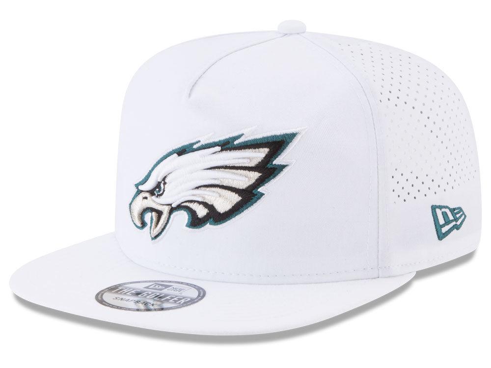 Philadelphia Eagles New Era 2017 NFL Training Camp A-Frame Snapback ...