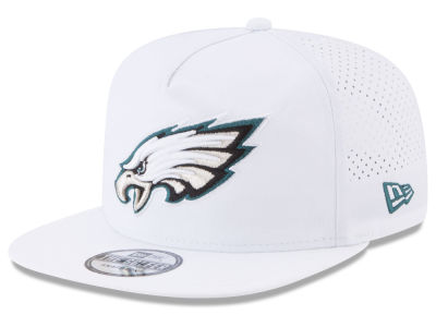 Philadelphia Eagles New Era 2017 NFL Training Camp A-Frame Snapback Cap