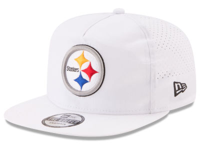 Pittsburgh Steelers New Era 2017 NFL Training A-Frame Cap
