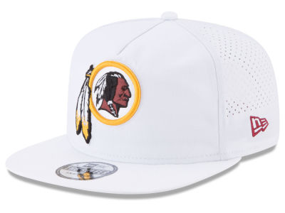 Washington Redskins New Era 2017 NFL Training A-Frame Cap