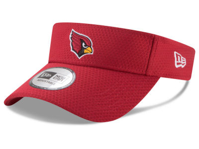 Arizona Cardinals New Era 2017 NFL Training Visor