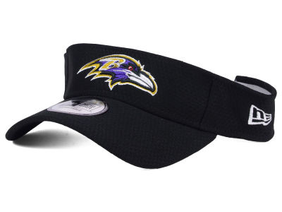 Baltimore Ravens New Era 2017 NFL Training Camp Visor