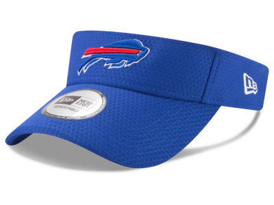 Buffalo Bills New Era 2017 NFL Training Camp Visor