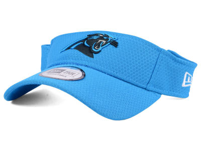 Carolina Panthers New Era 2017 NFL Training Visor