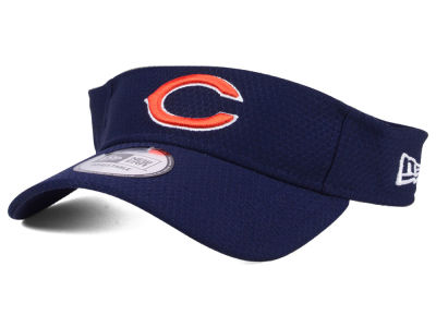 Chicago Bears New Era 2017 NFL Training Visor