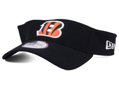 Cincinnati Bengals New Era 2017 NFL Training Visor