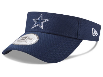 Dallas Cowboys New Era 2017 NFL Training Visor