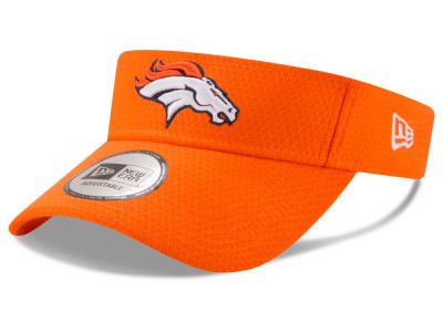 Denver Broncos New Era 2017 NFL Training Camp Visor