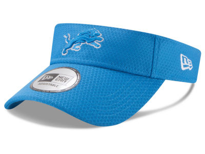 Detroit Lions New Era 2017 NFL Training Visor