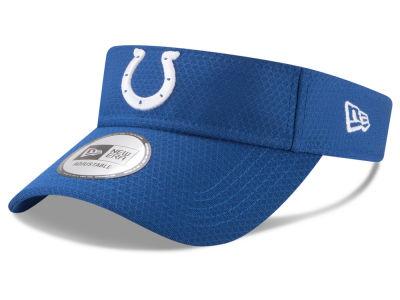 947f3814fa1 Indianapolis Colts New Era 2017 NFL Training Camp Visor