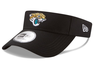 Jacksonville Jaguars New Era 2017 NFL Training Visor